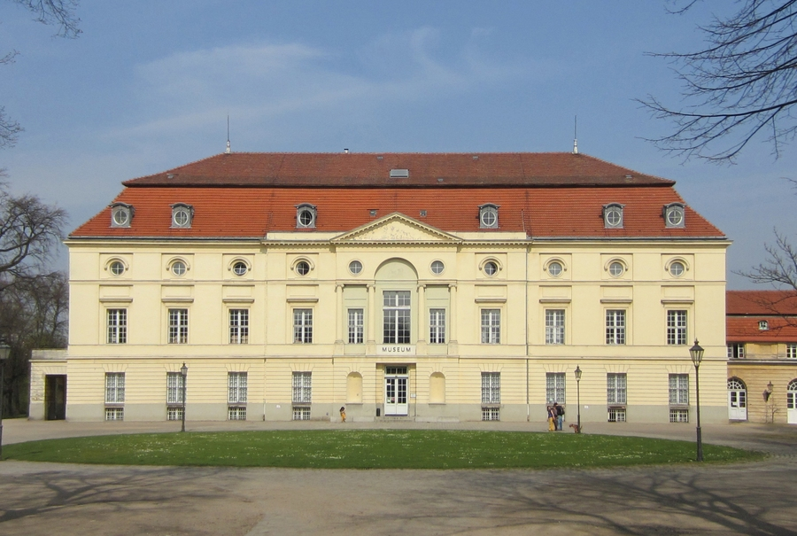 Theaterbau Schloss Charlottenburg (2014)