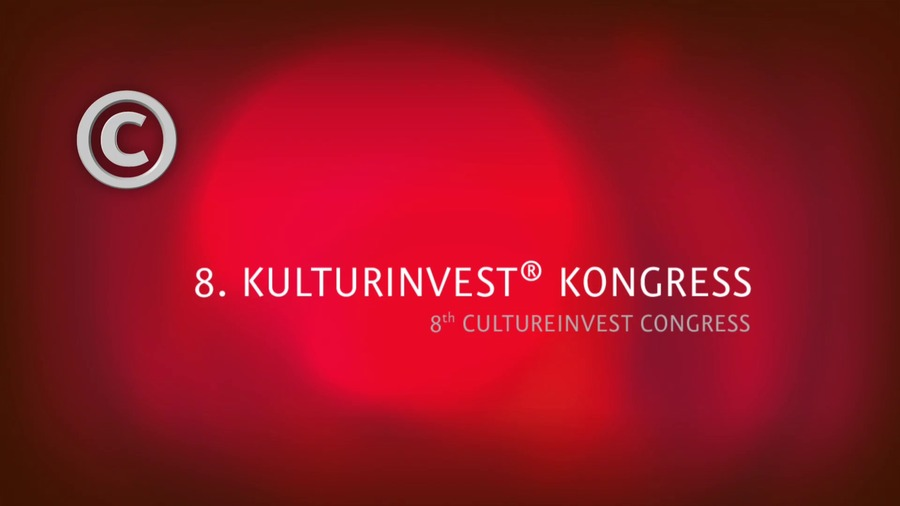 Screenshot KulturInvest-Kongress 2016, Trailer