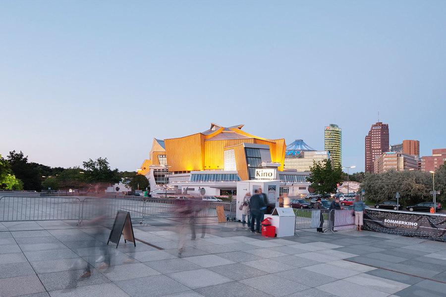 sommerkino kulturforum