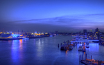 Blue Port. Copyright: Manuel Lebowsky, bcs media.